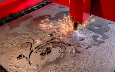 Décorations extérieures en fer à Sarreguemines