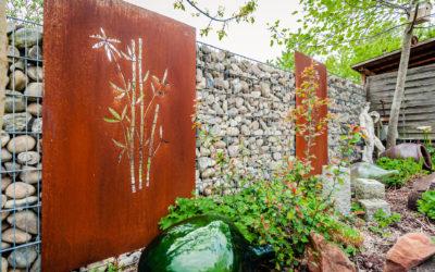 Décoration de jardin en fer à Sarreguemines