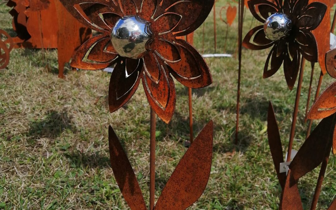 Objets de décoration en fer à Freyming-Merlebach